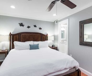Two Bedroom Suite – Room 102, The Quarters on Vendue