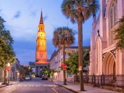 About Charleston, The Quarters on Vendue